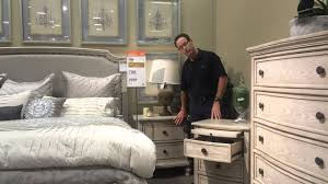 Diva Bedroom Set Ashley Furniture B693 Demarlos Collection Youtube
