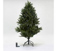 douglas fir christmas tree santa s best 68 function douglas fir christmas tree qvc uk