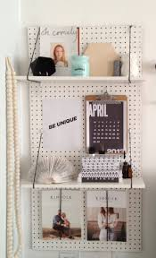 kitchen pegboard ideas winsome inspiration pegboard shelves fine decoration best 25