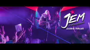 Hologramm Le Jem And The Holograms 2015 Trailer 1 Hd Universal Pictures