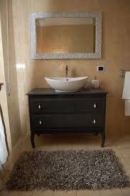 Bathroom Sink And Vanity by Dresser Turned Into Double Vanity Or Console Table I Need A