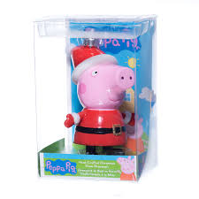 glass peppa pig ornament retrofestive ca