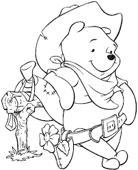winnie pooh coloring pages 12 print color free