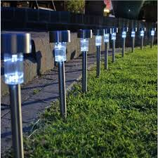 Bright Solar Landscape Lights Bright Solar Garden Lights Unique Buy Bright Solar Pillar