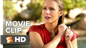 Kristen Bell by Chips Movie Clip What Are You Wearing 2017 Kristen Bell