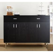 Black Gloss Sideboards Cheap Contemporary U0026 Modern Buffets And Sideboards Hayneedle