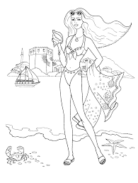 impressive design ideas coloring pages for girls games coloring