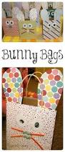 craft for kids bunny bags