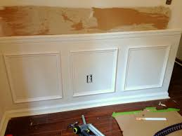 Wainscoting Around Windows Picture Frame Molding Challenges Outlets And Windows U2013 The Ugly