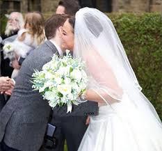 Silk Bridal Bouquets The Brides Bouquet Wedding Flowers