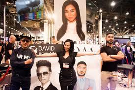 makeup classes las vegas ta rusen donmez david zhang at international beauty show las vegas 2017 jpg