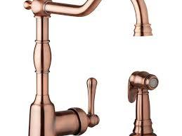 sink u0026 faucet wonderful copper faucet kitchen lowes copper