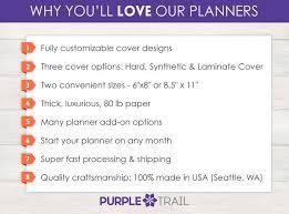 Personalized Wedding Planner Modern Monogram Photo Collage Wedding Planner Wedding Planners