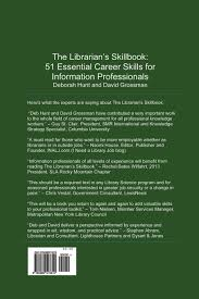 lexisnexis new york times amazon com the librarian u0027s skillbook 51 essential career skills