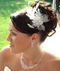 bride hairstyles medium length hair wedding hairstyles to the side hairtechkearney