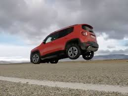 out the jeep renegade has of a braking problem