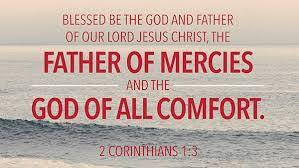 May The God Of All Comfort Grace Dominion International Church Home Facebook