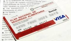 consulta de saldo visa vale social planessociales aumentarán los montos de la tarjeta social