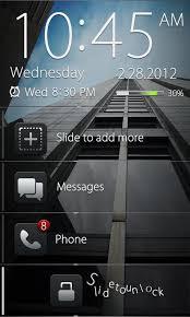 slide lock pro apk go locker pro v2 06 apk for android version