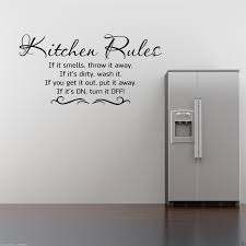 wall art kitchen quotes