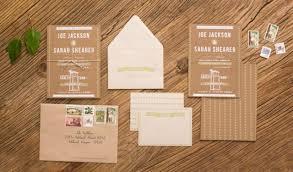 printed wedding invitations joe s diy rustic screen printed wedding invitations