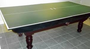 table tennis conversion top buy kettler table tennis conversion top used at dynamic billiard