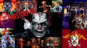 jack clown halloween horror nights history of jack the clown youtube