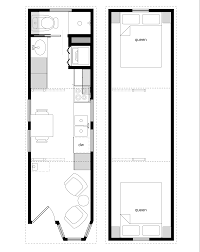 Tiny Home Layouts No Corners Cut In This Tiny House By Driftwood Homes Usa Youtube