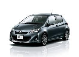 toyota toyota 2012 toyota yaris previewed by new japanese market vitz car and