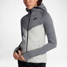 Nike Sportswear Tech Fleece Windrunner Women U0027s Full Zip Hoodie