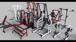 fm gym sit up benches u0026 poses addon commercial daz 3d forums