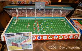 electronic table football game the tudorcon buzz electric football display continued the