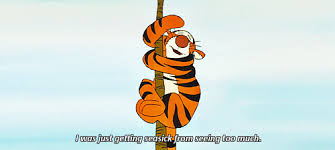 images of tigger from winnie the pooh winnie the pooh quote tigger quote number 559054 picture quotes