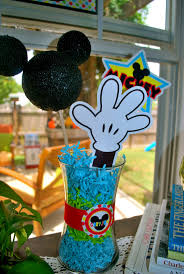 the 25 best mickey centerpiece ideas on pinterest mickey mouse