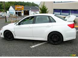 subaru sedan white good 2011 sti by subaru impreza wrx sti sedan rear dc on cars