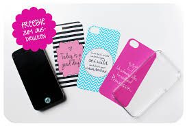 selbst designen iphone cover selbst designen with diy freebie oe i iphone cover