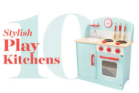 Pottery Barn Pro Chef Play Kitchen 10 Super Stylish Play Kitchens For Kids Kitchn