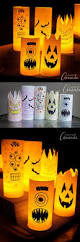 paper halloween luminaries recipe paper halloween shelves and