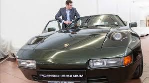 1984 porsche 928 porsche made a 928 shooting brake over 30 years ago