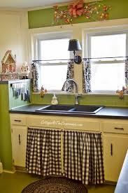 70 best kitchen cupboard curtains images on pinterest vintage