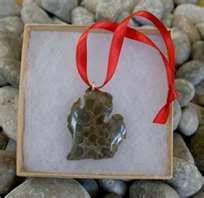 real versus petoskey stones petoskey michigan and