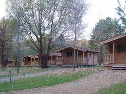 Permanent Tent Cabins Baraboo Hills Campground It U0027s All About The Stuff Family