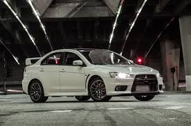 mitsubishi lancer evolution could arrive in six years automobile