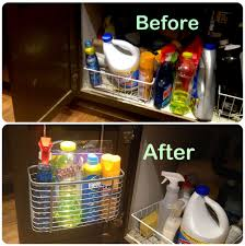 Over The Kitchen Sink by Over The Cabinet Organizer For Under The Kitchen Sink Hamonious
