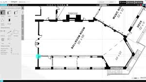 How To Design A Floor Plan How To Upload A Floor Plan U0026 Trace Over It Youtube