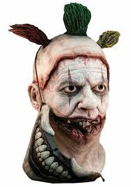 American Horror Story Halloween Costume Ideas American Horror Story Twisty Clown Mouth Attachment