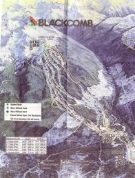 Whistler Canada Map by Whistler Blackcomb 50 Years In 50 Photos Part 2