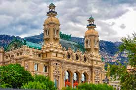 Monte Carle Monte Carlo Casino Public Building In Monaco Thousand Wonders