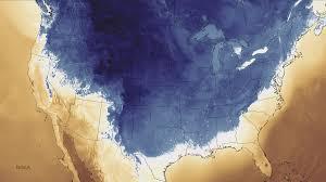 Snow Depth Map New England by 2014 U201315 North American Winter Wikipedia