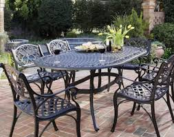 Patio Dining Furniture Patio U0026 Pergola Laudable Garden Treasures Davenport Wrought Iron